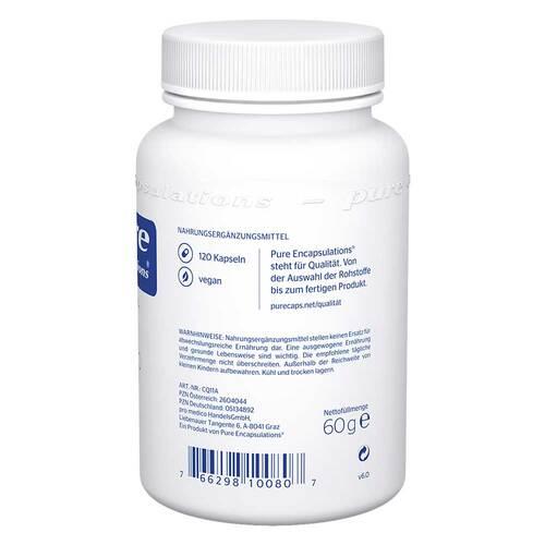 Pure Encapsulations CoQ10 120 mg Kapseln - 2