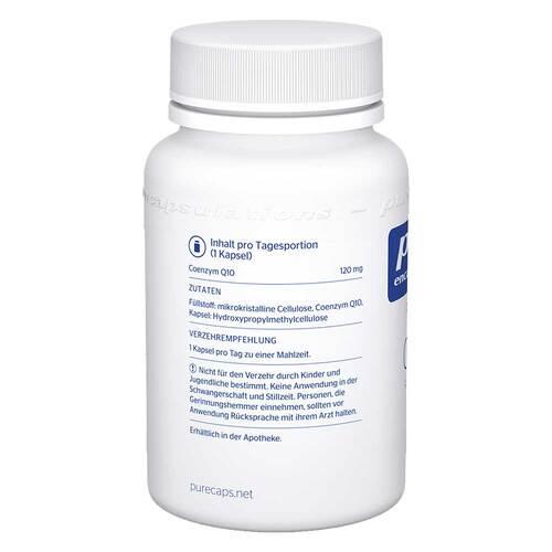 Pure Encapsulations CoQ10 120 mg Kapseln - 3