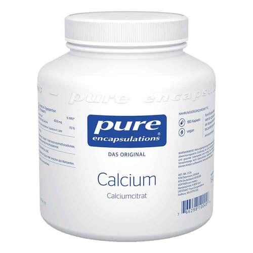 Pure Encapsulations Calcium Calciumcitrat Kapseln - 1