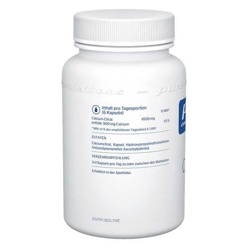 Pure Encapsulations Calcium Calciumcitrat Kapseln - 3