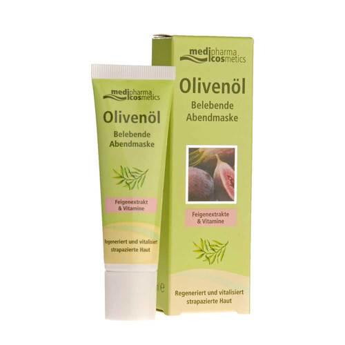 Olivenöl belebende Abendmaske - 1