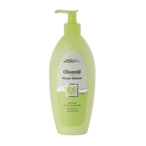 Olivenöl Körper-Balsam im Spender - 1