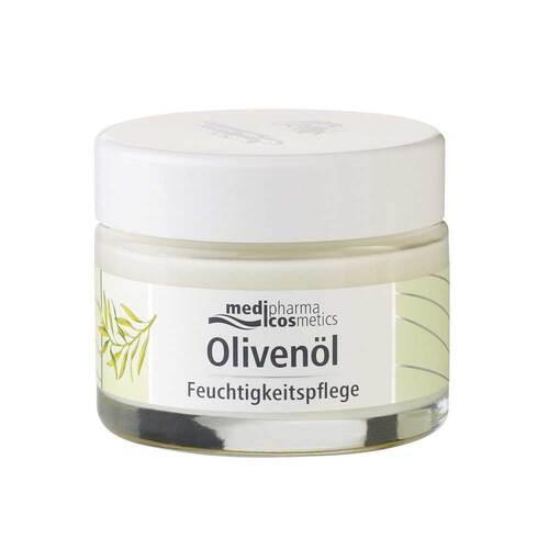 Olivenöl Feuchtigkeitspflege Creme - 1