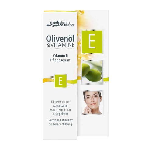 Olivenöl & Vitamin E Pflegeserum - 1