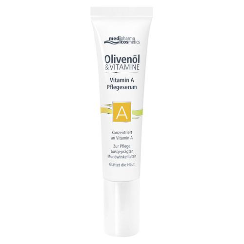 Olivenöl & Vitamin A Pflegeserum - 2