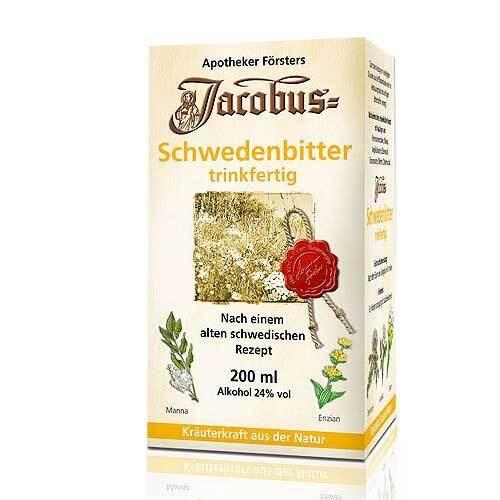 Jacobus Schwedenbitter trinkfertig - 1