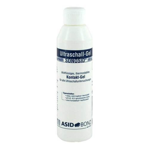 Ultraschallgel Flasche - 1