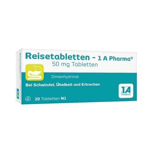 Reisetabletten 1A Pharma - 1