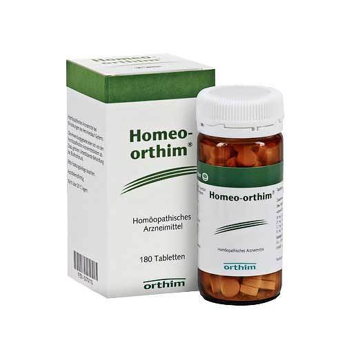 Homeo Orthim Tabletten - 1