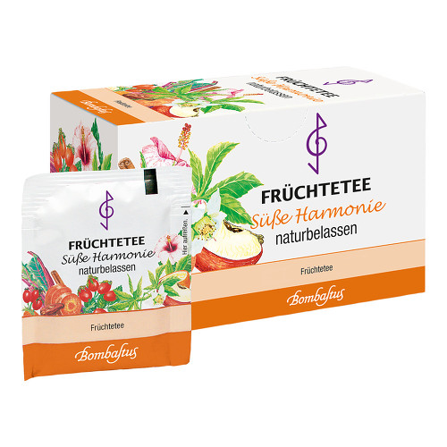 Früchtetee Süße Harmonie Filterbeutel - 1