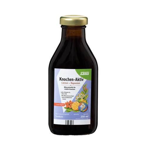 Knochen-Aktiv Calcium + Magnesium Tonikum plus Salus - 2