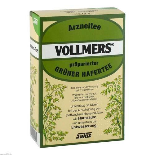 Vollmers präparierter grüner Hafertee - 1