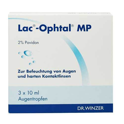 Lac Ophtal MP Augentropfen - 1