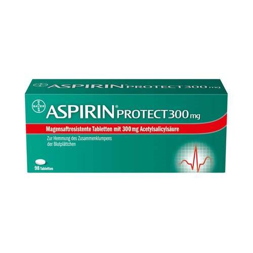 Aspirin Protect 300 mg magensaftresistent Tabletten - 1