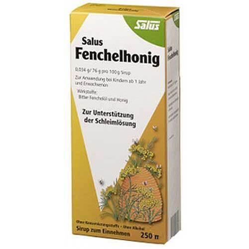 Fenchelhonig Salus - 1