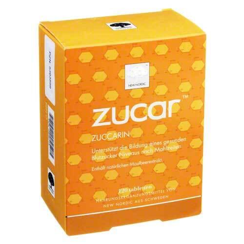 Zucar Zuccarin Tabletten - 1