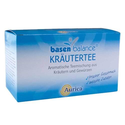 Basenbalance Kräutertee Filterbeutel - 1