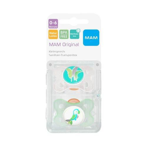 Mam Original Latex 0 - 6 Monate - 1