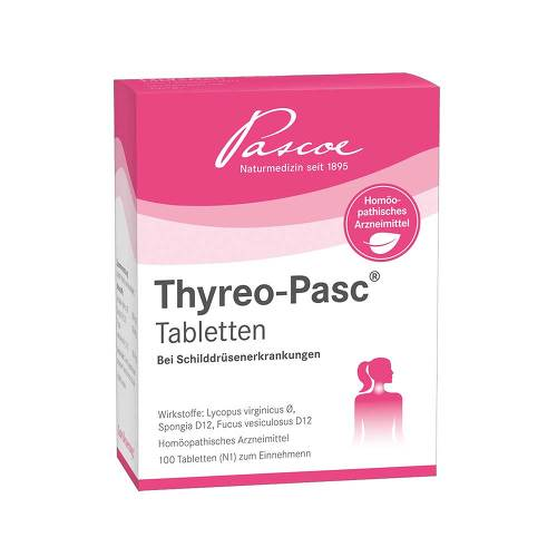 Thyreo Pasc Tabletten - 1