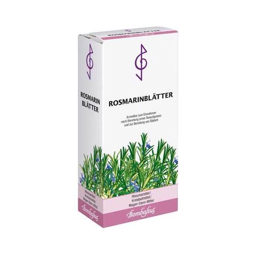 Rosmarinblätter Tee - 1
