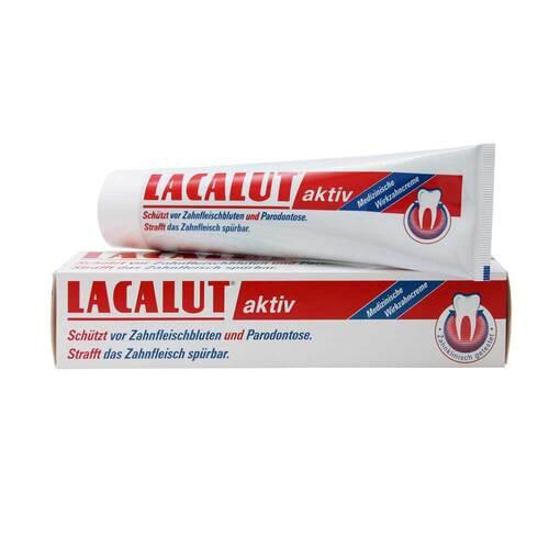 Lacalut aktiv Zahncreme - 1