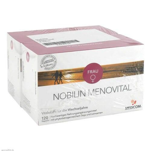 Nobilin Menovital Kapseln - 1