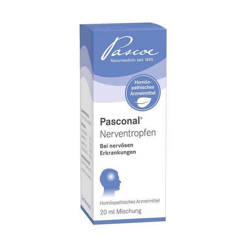 Pasconal Nerventropfen - 1