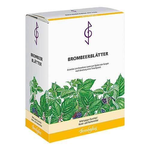 Brombeerblätter Tee - 1