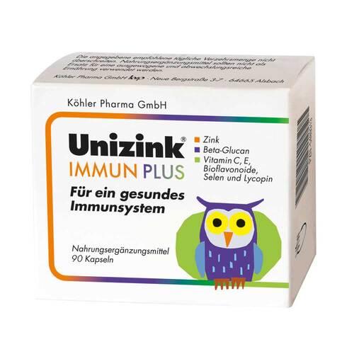 Unizink Immun Plus Kapseln - 1