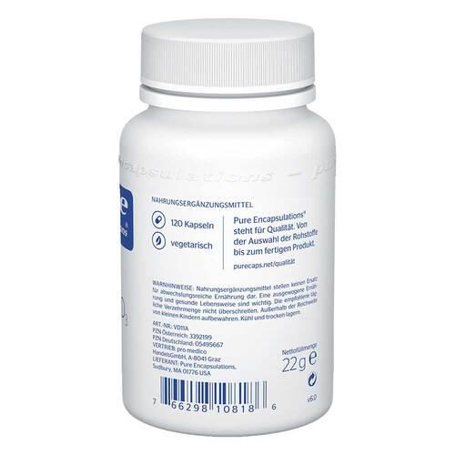 Pure Encapsulations Vitamin D3 1000 I.E. Kapseln - 2