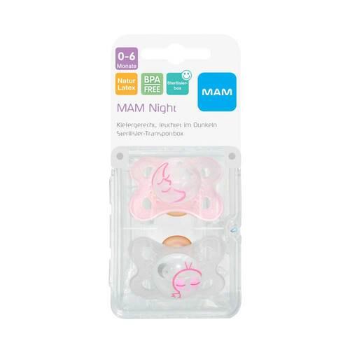 Mam Night Latex 0 - 6 Monate - 1