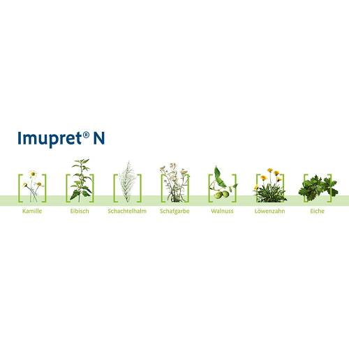 Imupret N Dragees - 2