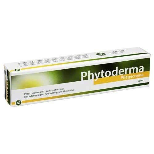 Phytoderma Pflegecreme - 1