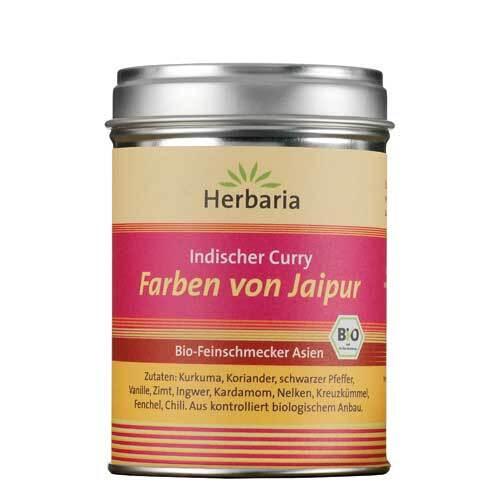 Farben von Jaipur indischer Curry kbA - 1