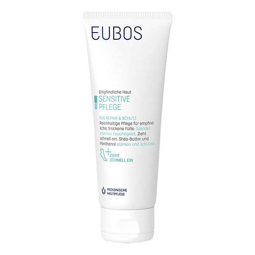 Eubos Sensitive Fuss Repair + Schutz Creme - 1