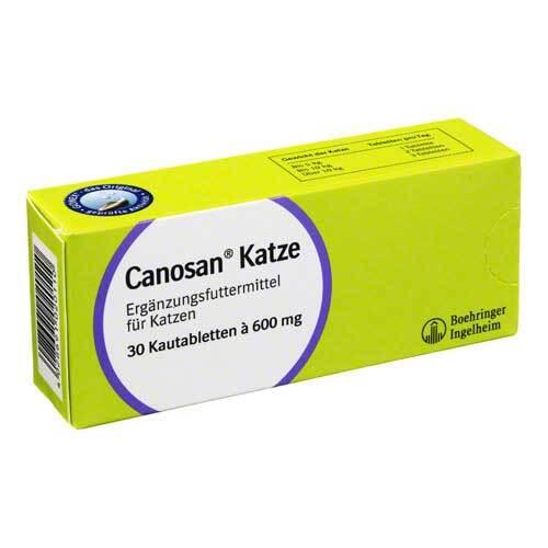 Canosan Katze Kautabletten - 1