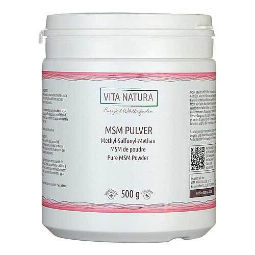 MSM Pulver Methylsulfonylmethan - 1