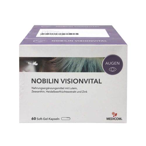 Nobilin Visionvital Kapseln - 1