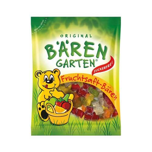 Original Bärengarten Fruchtsaft-Bären zuckerfrei - 1