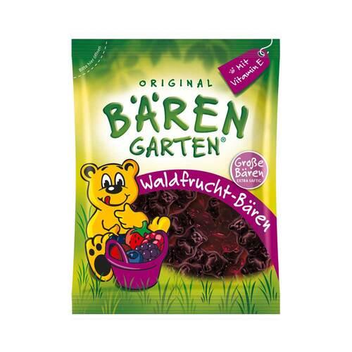 Original Bärengarten Waldfrucht-Bären mit Antioxidantien - 1