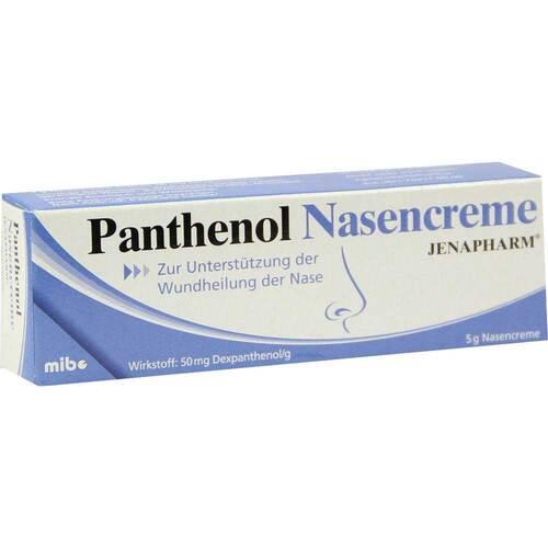 Panthenol Nasencreme Jenapharm - 1