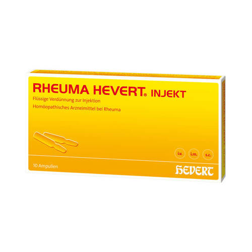 Rheuma Hevert injekt Ampullen - 1