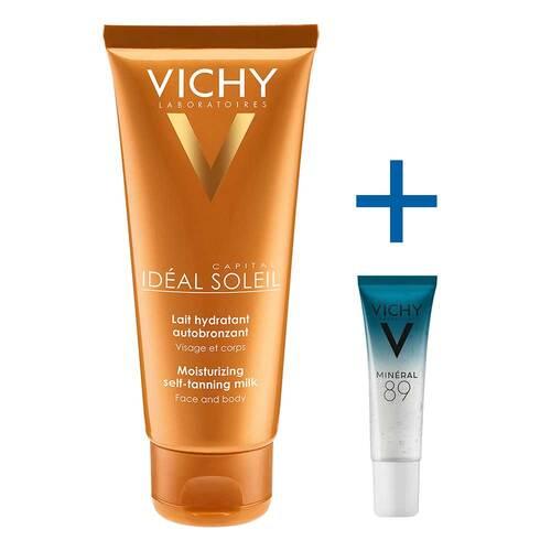 Vichy Idéal Soleil Selbstbräuner-Milch für Gesicht und Körper - 1