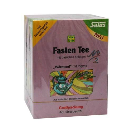 Fasten Tee Nr.2 wärmend bio Salus - 1