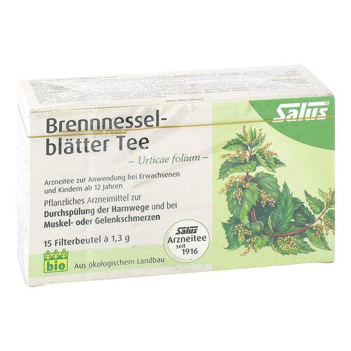 Brennnesselblätter Tee Bio Urticae folium Salus - 1