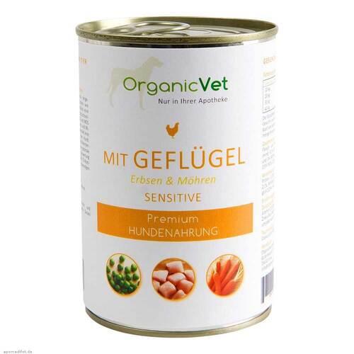 Dosennahrung Hund Sensitive Geflügel - 1