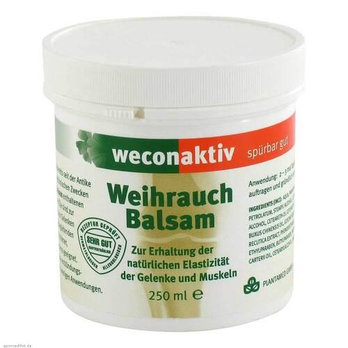 Weconaktiv Weihrauch Balsam - 1