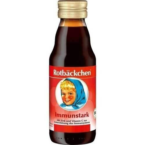 Rabenhorst Rotbäckchen Immunstark Bio mini Saft - 1