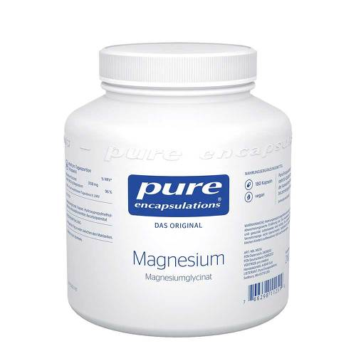 Pure Encapsulations Magnesium Magnesiumglycinat Kapseln - 1