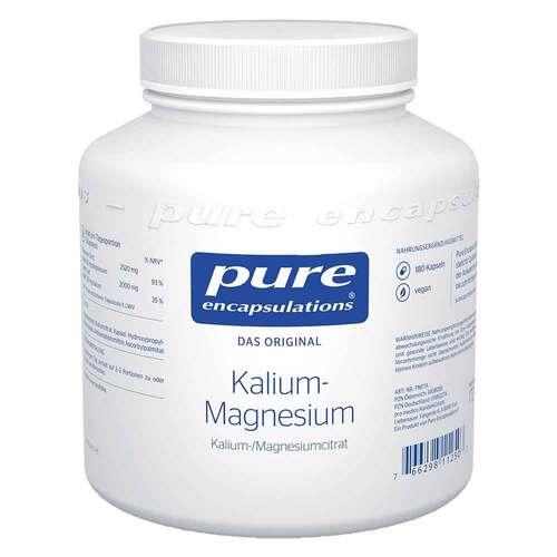 Pure Encapsulations Kalium-Magnesium Kalium-/Magnesiumcitrat Kapseln - 1